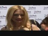 Heather Graham On The Red Carpet At JUDY MOODY Premiere