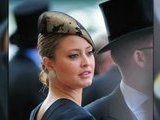 Holly Valance Shows Off Fuller Figure At Ascot