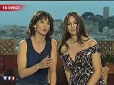 Monica Bellucci & Sophie Marceau Interview