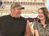 HitFix Cars 2: Larry The Cable Guy And Emily Mortimer