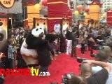 Jack Black At KUNG FU PANDA 2 Premiere