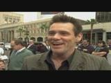 Jim Carrey On The Red Carpet At The Premiere Of MR. Poppers Penguins