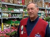 Lowes Manager Dave Bagnall In Ogdensburg, New York, Describes His Canadian Customers Buying Pesticides