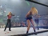 Sports Wrestling - WWE Divas - Bra & Panties Match - Stacy Keibler Vs Trish Stratus