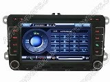 VW NEW BORA 7 Digital Touch Screen DVD GPS Player With BT IPod CAN-BUS
