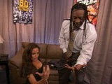 WWE Monday Night Raw Booker T Teaches Trish Stratus The Spinaroonie