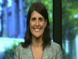 Gov. Haley: 'It's About Getting Results'