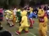 Dancing Muppets