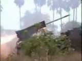 Multi Barrel Rocket Launcher
