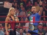 WWE Monday Night Raw - Charlie Haas Is The Glamazon Season: 16