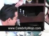Mario Gives Eva Longoria A Cartier Necklace