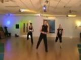 Aerobics Workout - Choreography Part 4 Of 4