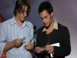 2002 Diego Luna & Gael Garcia Bernal Skit
