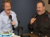 Access Hollywood - Kevin James' Mustache Obsession