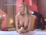 Eva Henger Oops Downblouse Cronache Marziane