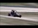 Laura Poorter Ford Focus Midget Racer