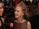 Award Season - SAGs 2010: Holly Hunter Of Saving Grace Season: 1