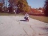 Kayla Streetboarding On 2 Wheels