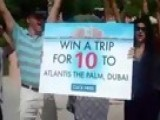 Atlantis The Palm Big Break Competition