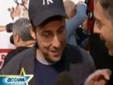 Access Hollywood - Sandler Zohan Premiere