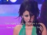 Sexy Hot Singer Haifa Wehbe-Miss Lebanon Singing Eng Subs