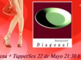Cena +TupperSex Restaurant DIAGONAL Y NoSomosMalas Maresme