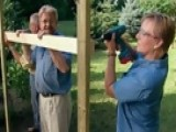 Ron Hazelton's House Calls - How To Build A Garden Arbor Season: 4