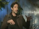 In Character With - Adrien Brody Of Predators