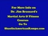 Ab Wheel Core Back Power Dr. Jim Brassard Kempo Kenpo Karate