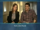 Bones - Pause: Emily Deschanel And David Boreanaz Season: 5