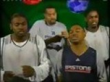 Rasheed Wallace And The Pistons Sing Jingle Bells