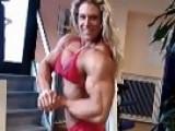 New German Monster-Muscle Girl - Cornelia Brandt Pt.1