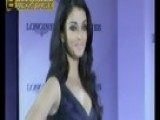 Aishwarya Rai Gets A Red Eye!!
