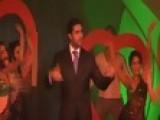 Abhishek Bachchan Sprains His BACK!!