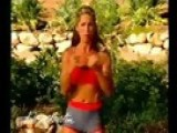 Denise Austin..... Tight Grays
