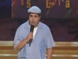The Payaso Comedy Slam - Jeff Garcia: A Pimp, An Old Man And A Cholo