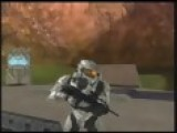Halo 2: Dane Cook - Creepy Guy At Work