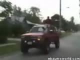 Redneck Surfing