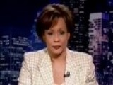Chuck Puts Hand Up Skirt -Sue Simmons CURSES On Live TV