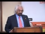 Mr. Sam Pitroda Speaks At The SMU-DE Vidyadeep Case-Study