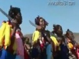 Africa Travel Channel - The Royal Zulu Reed Dance
