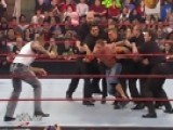 WWE Monday Night Raw - The Road To WrestleMania: John Cena Vs. Batista – The Final Face-off