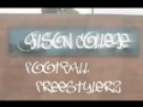 Gilson College Football Freestylers