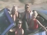 Street Boob Contest - Cassie Young, Katie Morgan, Shay Jordan