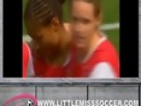 Kelly Smith England's Greatest Women Footballer