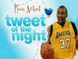 Jimmy Kimmel Live - Ron Artest's Tweet Of The Night Season: 8