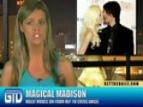 Entertainment News - Holly Madison And Criss Angel?