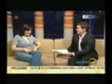 The World Unseen E News Sunrise Interview With Shamim Sarif