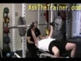 Bench Press - Form Tips - Build Chest Muscles