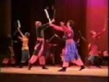 Exciting Russian Dance Performance, St Petersburg